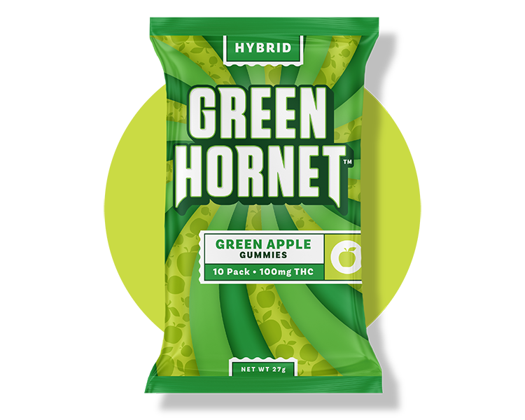 Green Apple Gummy GRN Hornet
